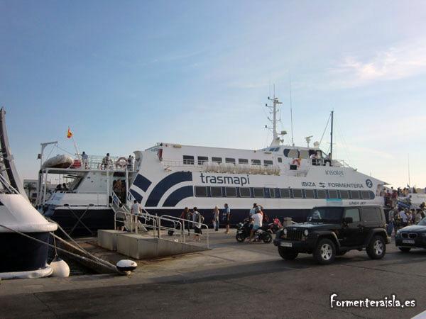 Ferry Formentera