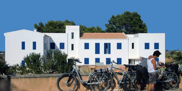 Hoteles en Formentera