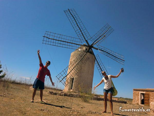 molino de Formentera