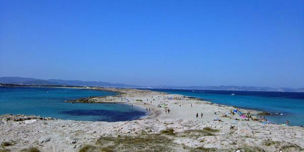 Playa de es Trucadors