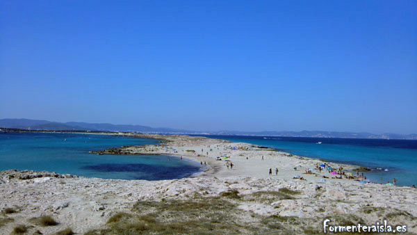Playa d'es Trucadors