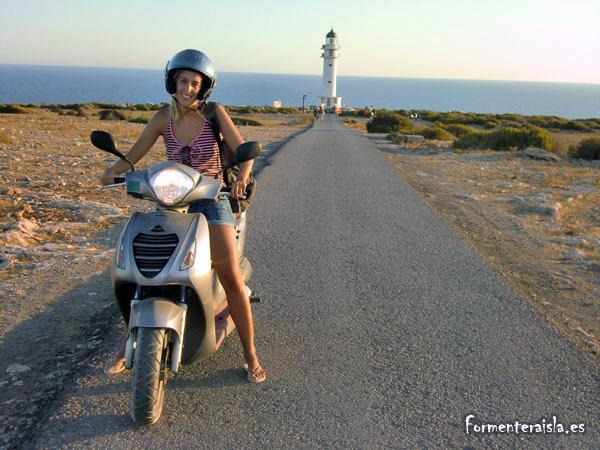Un dia en Formentera