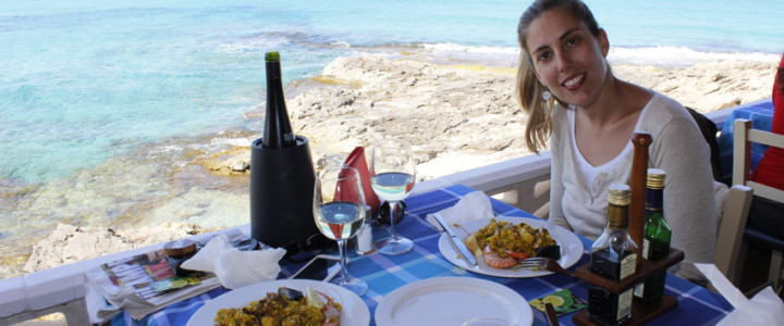 Gastronomía de Formentera