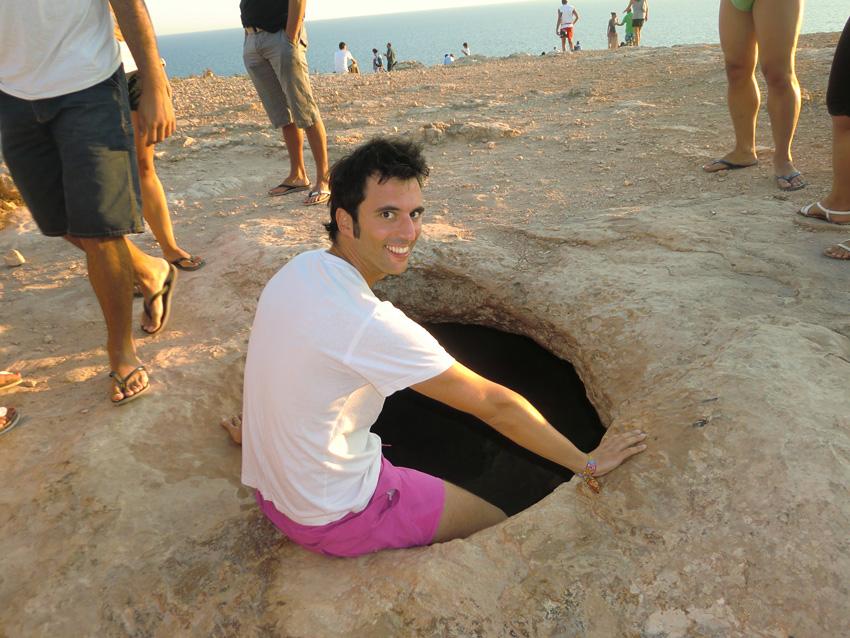 Cova Foradada Formentera