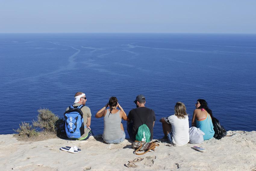 El pilar de la mola gu a de la isla de formentera for Oficina turismo formentera