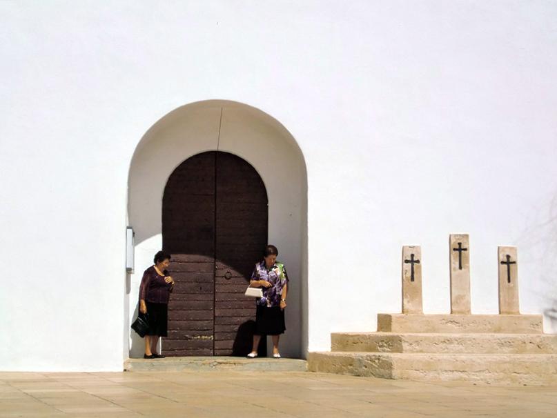 iglesia sant francesc
