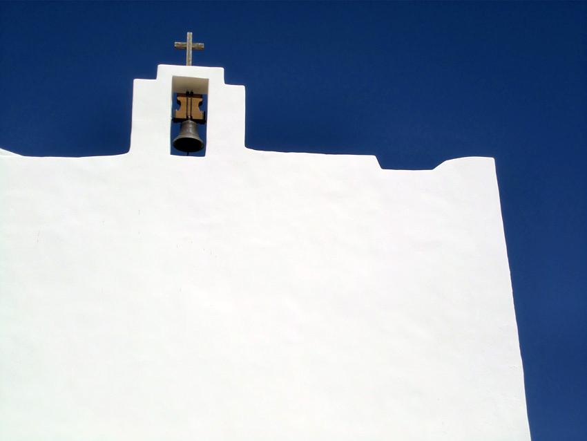 Detalle de la iglesia de Sant Francesc