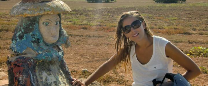 Monumento a la Payesa de Formentera