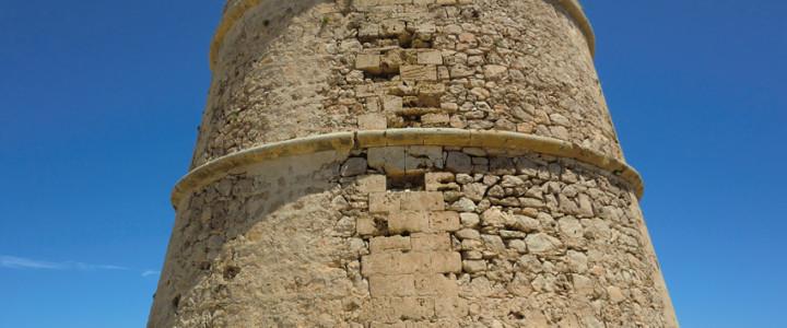 Torre des Garroveret (Cap de Barbaria)