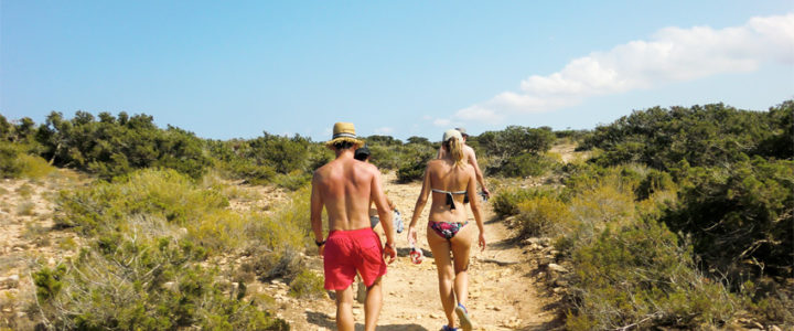 Isla de s'Espalmador (Formentera)