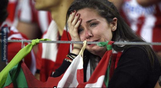Los memes de la eliminación del Athletic por el Formentera en Copa del Rey